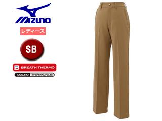 mizuno/ミズノ A2JF6701-49 ブレスサーモ ノンストレスパンツ レディース 【SB】 (ベージュ)