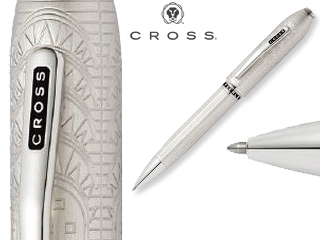 CROSS/クロス 【PEERLESS/ピアレス】スペシャルエディション ニューヨーク ボールペン AT0702-6