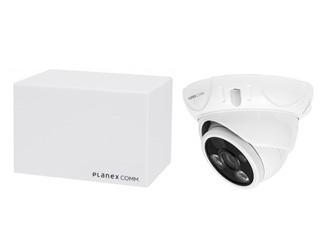 PLANEX/プラネックスコミュニケーションズ 防水ドームタイプネットワークカメラ(有線) スマカメ Professional CS-QP50F+DB-WRT01-CR同時購入セット