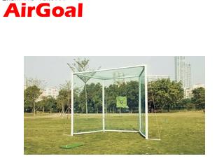 Air Goal/エアゴールジャパン ANG3025 エアネットゴルフ 【メディア紹介】【空気式サッカーゴール】【持ち運び】【試合・練習・イベント】【お子様】【安全】【設置簡単】 【当社取扱いのエアゴール商品はすべて日本正規代理店取扱品です】
