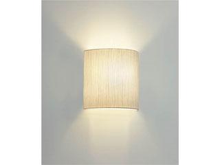 ENDO/遠藤照明 ERB6414N 和風ブラケット 美濃和紙 【電球色】※ランプ付