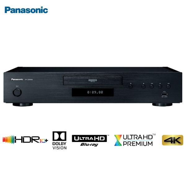 Panasonic/パナソニック 【納期未定】DP-UB9000-K(ブラック) Ultra HD ブルーレイプレーヤー 【Japan Limited】
