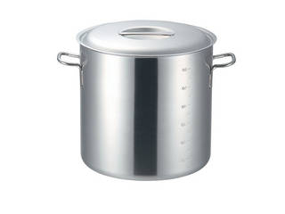 プロデンジ 寸胴鍋 目盛付 21cm(6.8L)