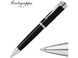 Montegrappa/モンテグラッパ ボールペン ■ドゥカーレ【ブラック】パラジュームプレート■(ISDURBPC )