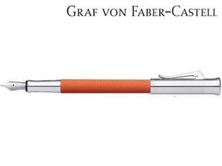 グラフフォンファーバーカステル ギロシェ バーントオレンジ FP (F) 145221