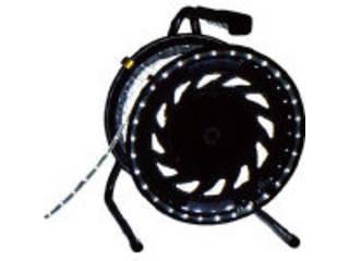 NICHIDO/日動工業 LEDラインチューブドラム白 RLL-30S-W