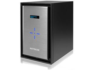 NETGAER/ネットギア・インターナショナル デスクトップ型ユニファイド・ネットワークストレージ ReadyNAS 628X 8ベイ RN628X00-100AJS 【こちらはディスクレスモデル(HDD非搭載モデル)です】
