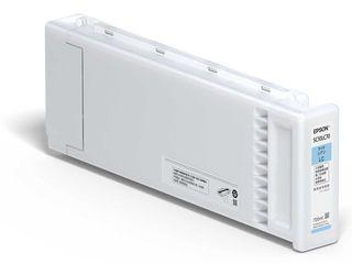 EPSON/エプソン SureColor用 インクカートリッジ/700ml(ライトシアン) SC10LC70