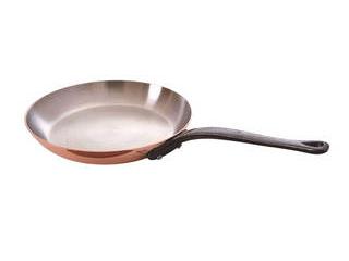 純銅製フライパン22cm