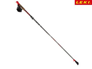 LEKI/レキ 1300370-220 ノルディックウォーキングポール マイクロトレイルバリオ カーボン (レッド)