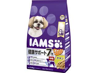MARS/マースジャパンリミテッド アイムス 7歳以上用 健康サポート チキン 中粒 2.6kg