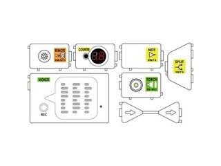 エレキット PIECE追加モジュールセット1 ZZ-ST01 本機を動作させるためには、別途電源モジュールを含んだ商品PIECE(ZZ-01、ZZ-02)(別売)が必要です。