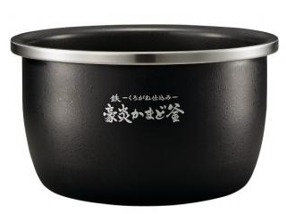 ZOJIRUSHI/象印 圧力IH炊飯ジャー なべ  B535(色柄6B)