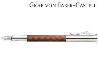 グラフフォンファーバーカステル ギロシェ コニャック ブラウン FP (EF) 146522