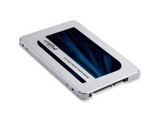Crucial CT250MX500SSD1/JP 内蔵SSD 2.5インチ MX500 250GB (5年保証)