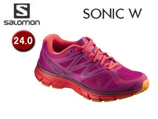 SALOMON/サロモン L39356200 SONIC W ランニングシューズ ウィメンズ 【24.0】