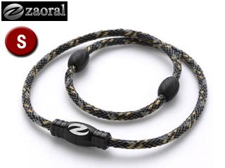 zaoral/ザオラル N12914 リカバリーネックレス 【Sサイズ:43cm】 (ブラック/ブラック)