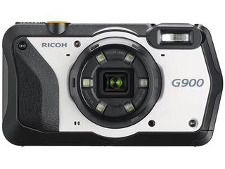 【お得なセットもあります!】 RICOH/リコー G900 防水・防塵・業務用デジタルカメラ