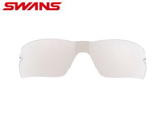 SWANS/スワンズ L-STRIX H-0712(CL/SL) STRIX・H専用スペアレンズ (シルバーミラー×クリア)