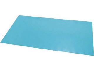 EXSEAL/エクシールコーポレーション ステップマット薄型3mm厚 900×600 ブルーグリーン MAT3-0906