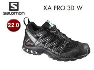 SALOMON/サロモン L39326900 XA PRO 3D W ランニングシューズ ウィメンズ 【22.0】