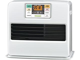 メーカー3年保証 CORONA/コロナ FH-ST5719BY(W) 石油ファンヒーター「STシリーズ」 パールホワイト PSC対応品