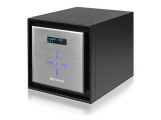 ネットギア・インターナショナル Eコマース限定モデル ReadyNAS524X 4ベイ DT型ユニファイド ・NWストレージ ディスクレス RN524X00-100AJS 納期にお時間がかかる場合があります