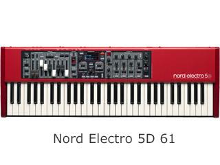 CLAVIA/クラヴィア Nord Electro 5D 61 ステージピアノ