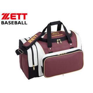 ZETT PROSTATUS/ゼットプロステイタス BAP617-6011 プロステイタス ミドルバッグ (エンジ2×ホワイト)