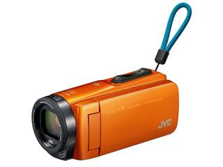 【お買い得セットもあります!】 JVC/Victor/ビクター GZ-RX670-D(サンライズオレンジ) Everio R/エブリオ  ハイビジョンメモリームービー 【納期にお時間がかかります】