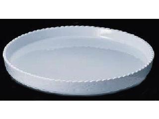 Royale ロイヤル 丸型グラタン皿 ホワイト/PB300-40-7