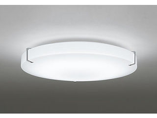 ODELIC/オーデリック OL251499BC LEDシーリングライト クローム色飾付【~10畳】【Bluetooth 調光・調色】※リモコン別売
