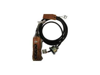 ELEPHANT/象印チェンブロック FAM・LM用4点押ボタンスイッチセット(コード3m付き) 4AA-30