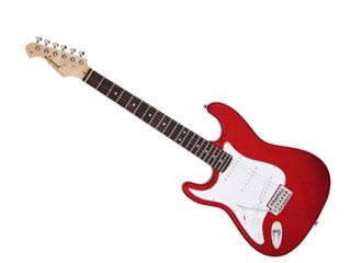 Legend/レジェンド エレキギター LST-Z L/H(レフトハンド)CA (ケース付属)(LSTZ) 【初心者/ビギナー】【ストラトキャスター】