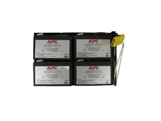 シュナイダーエレクトリック(APC) SUA1500RMJ2U/SUA1500RMJ2UB 交換用バッテリキット RBC24J ※初期不良、修理問合わせは直接メーカーまでお願い致します(電話番号:0570-056-800)