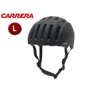 CARRERA/カレラ PRECINCT シティバイクヘルメット 【Lサイズ】 (Matte Black)