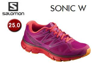 SALOMON/サロモン L39356200 SONIC W ランニングシューズ ウィメンズ 【25.0】