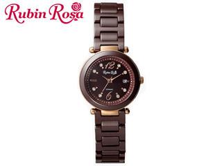 Rubin Rosa/ルビンローザ R307PBR 【ルビンローザ ソーラー腕時計】【LADYS/レディース】 【国内正規品】