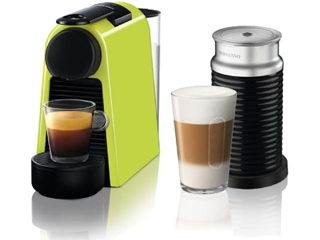 【nightsale】 Nespresso/ネスプレッソ D30GNA3B ネスプレッソ エッセンサミニバンドルセット【ライムグリーン】