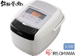 IRIS OHYAMA/アイリスオーヤマ RC-IC50-W 米屋の旨み 銘柄量り炊き IHジャー炊飯器 【5.5合】