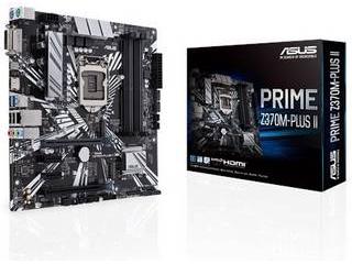 ASUS/エイスース Z370搭載MicroATXマザーボード PRIME Z370M-PLUS II 納期にお時間がかかる場合があります
