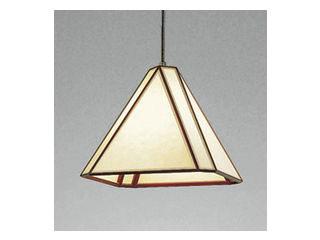 ODELIC/オーデリック OP035135BC 和LEDペンダントライト 白木(赤茶色)【Bluetooth 調光・調色】※リモコン別売