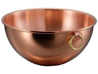 MAUVIEL/ムヴィエール 銅 ボール 2191-24cm