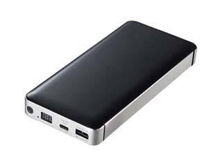 サンワサプライ 【PSE取得済み】USB Power Delivery対応モバイルバッテリー BTL-RDC15