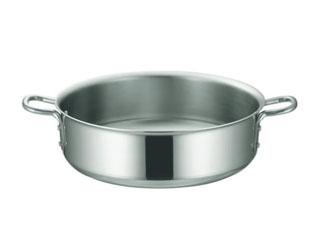 IHマエストロ 3層鋼クラッド外輪鍋 24cm(3.4L) 本体