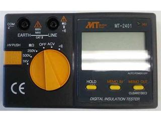 MotherTool/マザーツール MT-2401 デジタル絶縁抵抗計