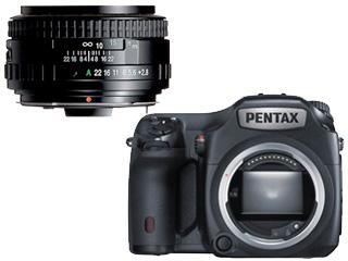 PENTAX/ペンタックス PENTAX 645Z ボディキット+FA645 75mmf2.8セット【645set】