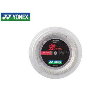 YONEX/ヨネックス BG65T-2-11 バドミントンストリング BG65TI 強チタン チーム200 (ホワイト)