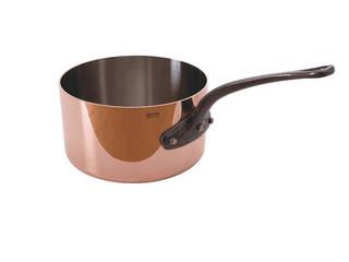 純銅製片手ソースパン24cm