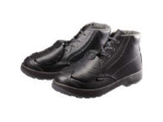 Simon/シモン 安全靴甲プロ付 編上靴 SS22D-6 25.5cm